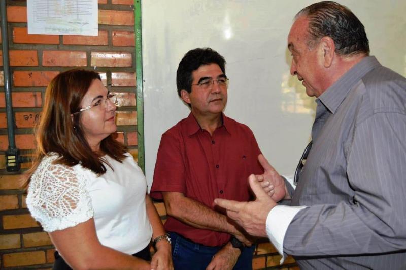 São João do Arraial recebeu o presidente da Câmara de Comércio do Mercosul