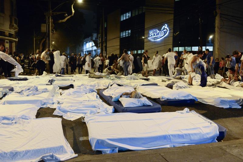 Asfixia e desligamento de aparelhos causaram mortes em hospital