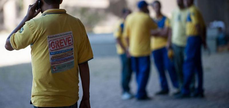 TST propõe suspensão da greve dos Correios até julgamento