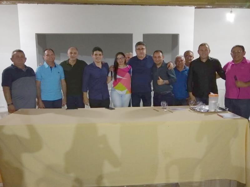 São Gonçalo do Piauí: Caio Guthierry filia-se ao MDB