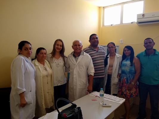 Dia de ação social com Projeto Social Kaleo em Colônia do Gurgueia