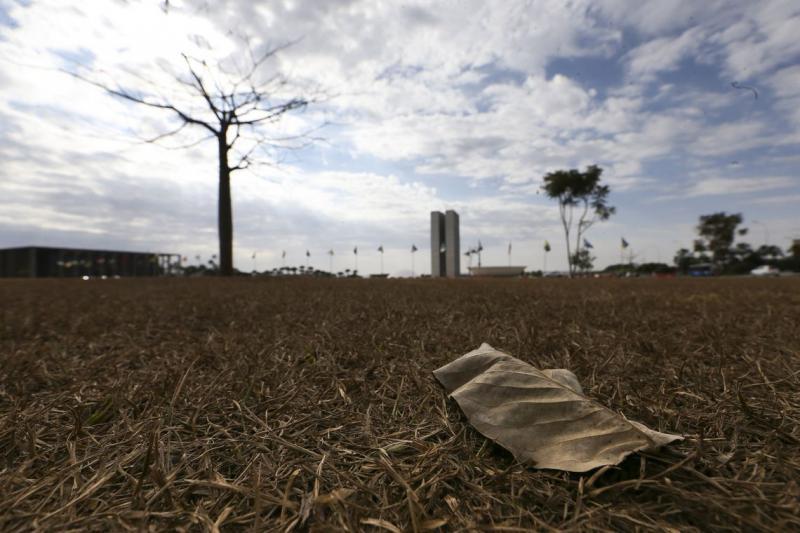 Meteorologia aponta que seca deve se manter por mais dias