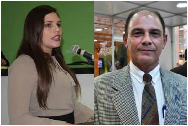 Gabriela e Marco Bona são os mais citados para vice de Joãozinho Félix
