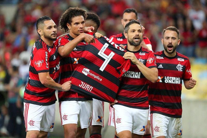Flamengo termina o turno do Brasileiro com 66% de chance de ser campeão