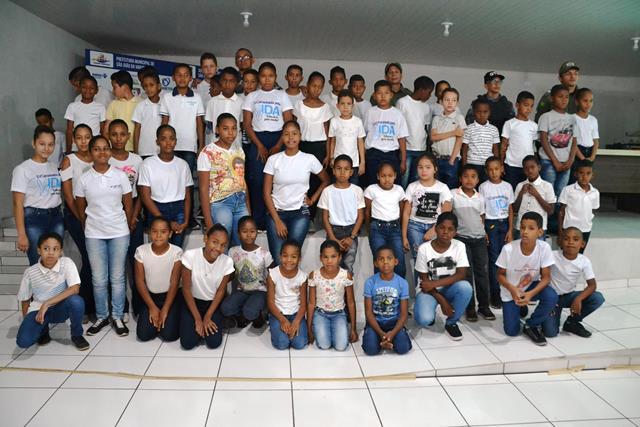Pelotão Mirim é lançado oficialmente em São João da Varjota