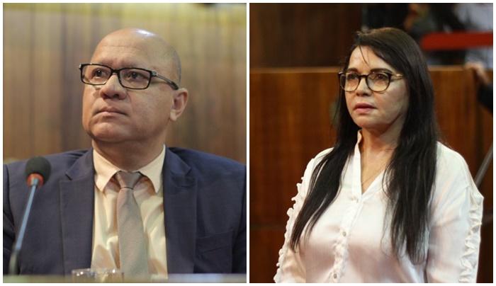 Franzé Silva solicita abertura de processo contra Teresa Britto