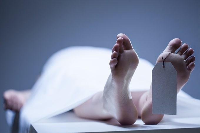 Cadáveres continuam se mexendo por mais de 1 ano após a morte