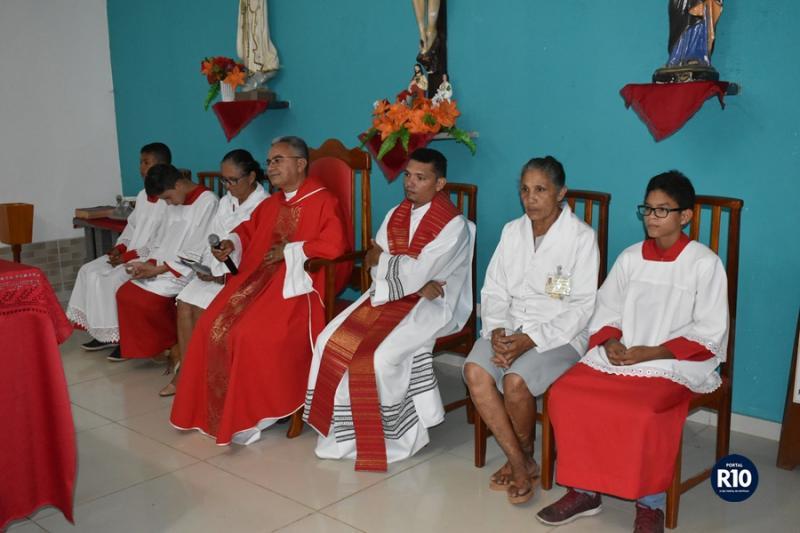 Santa Missa dos 8 anos de Pe. Eduardo na paróquia São José em Campo Largo