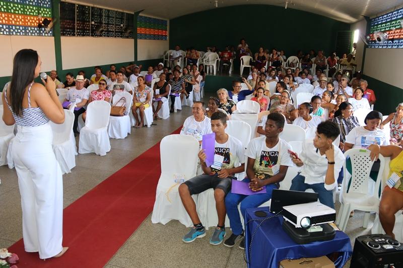 Água Branca realiza 11ª Conferência Municipal de Assistência Social