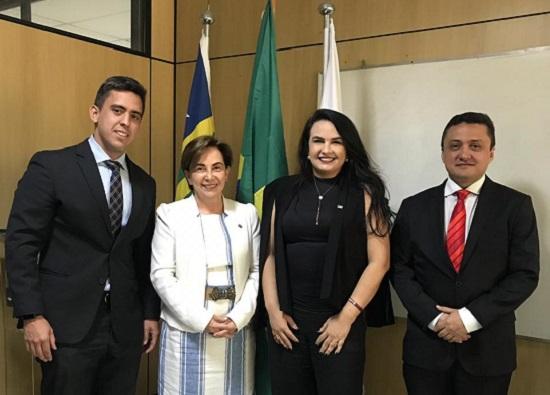 OAB Piauí participa de Correição Geral Ordinária