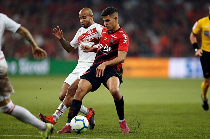 Internacional e Athletico decidem título para a Copa do Brasil