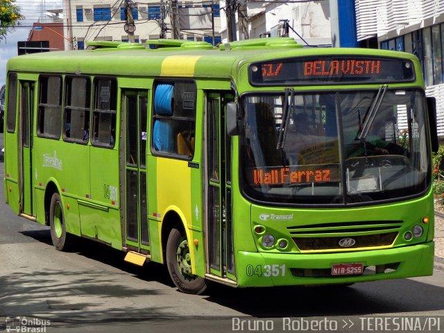 Tarifa de ônibus em Teresina pode subir para R$ 3,71 em 2018