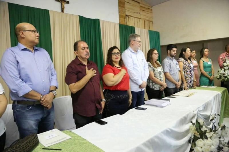 Altos | Prefeitura realiza o lançamento do Plano Municipal de Saneamento