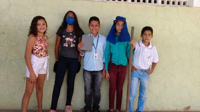 Educandário de Pimenteiras realiza projeto