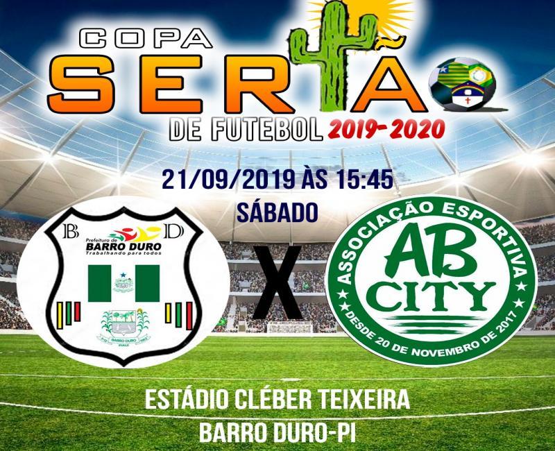 Abertura da Copa Sertão ocorre neste sábado (21) em Barro Duro