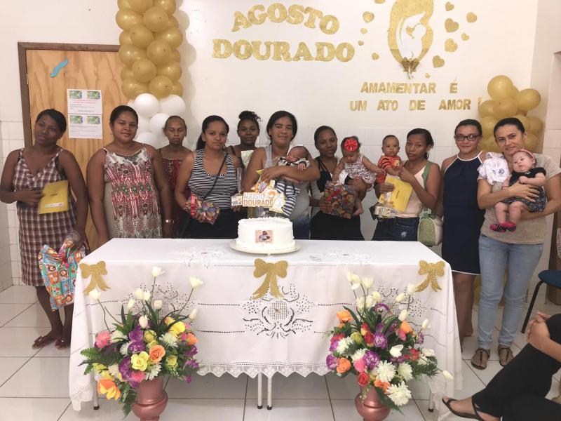 Secretaria de Saúde de Landri Sales realiza mobilização
