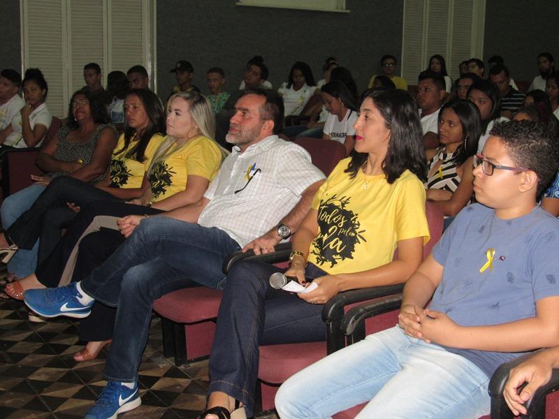 Setembro Amarelo: Oeiras foca na prevenção do suicídio entre jovens