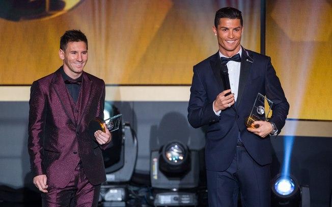 Cristiano Ronaldo diz que merece ganhar mais Bolas de Ouro do que Messi