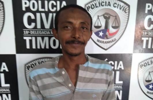 GPE-18/Timon cumpre mandado e prende indivíduo condenado por assalto