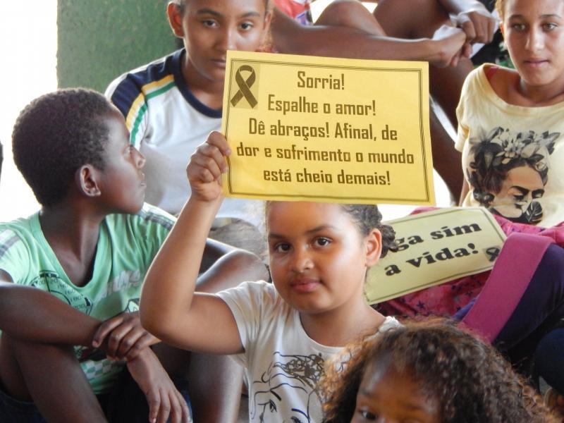 Prefeitura de Cristino Castro está realizando Semana do Setembro Amarelo