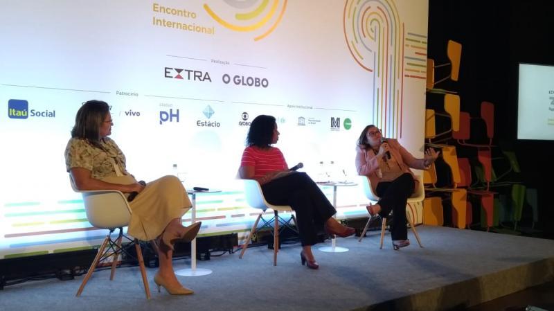 Referência em ensino, Oeiras participa de encontro internacional
