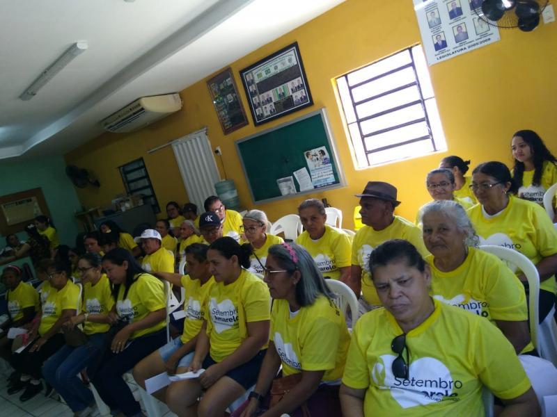 Secretarias de Pau D'arco do PI realizam atividades pelo