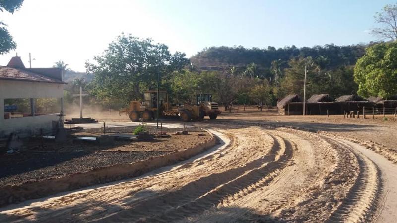 Prefeitura inicia obras em Capela da zona rural