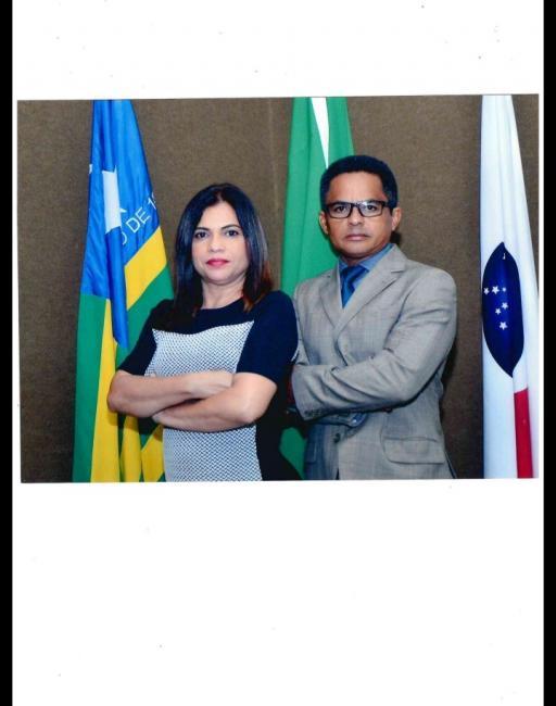 Drs. Aurilene e Franscisco Mesquita