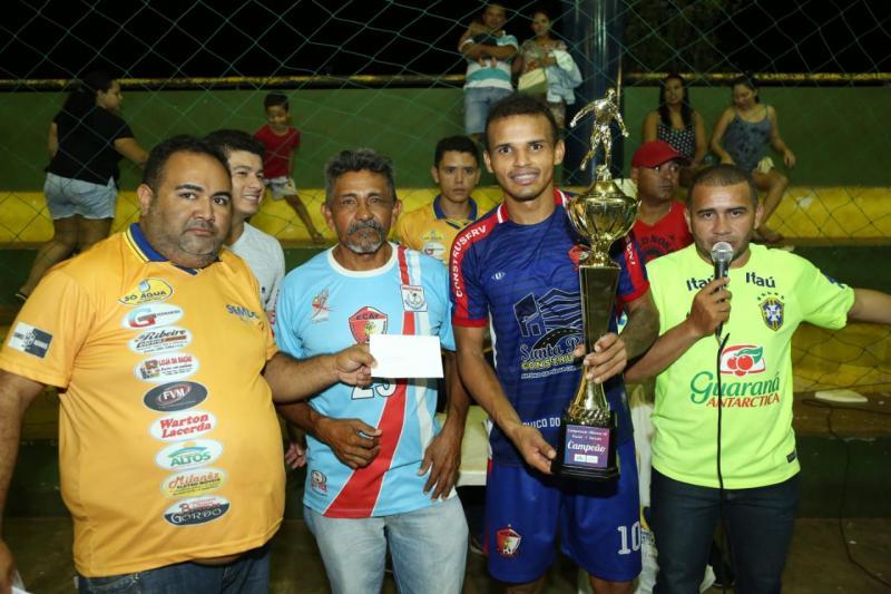 Alto Franco vence Scorpions e conquista o tricampeonato altoense de futsal
