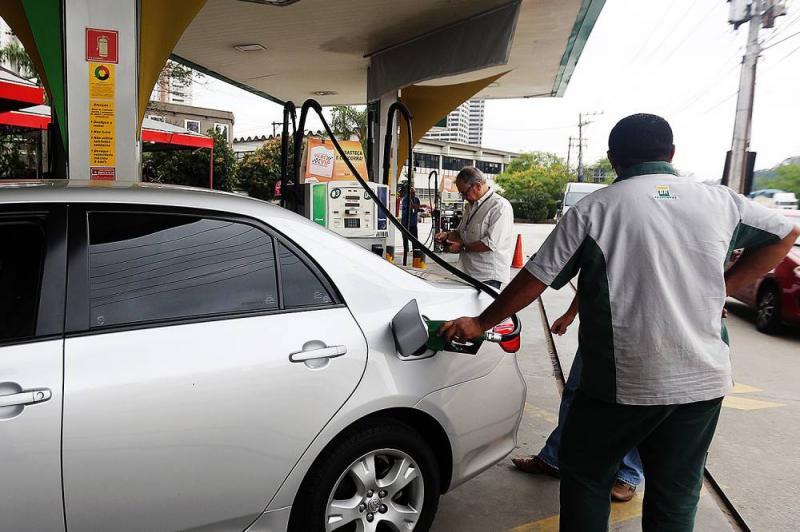 Petrobras anuncia novo aumento no preço da gasolina