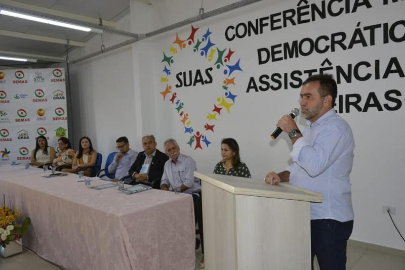 Oeiras | Conferência debate políticas públicas de Assistência Social
