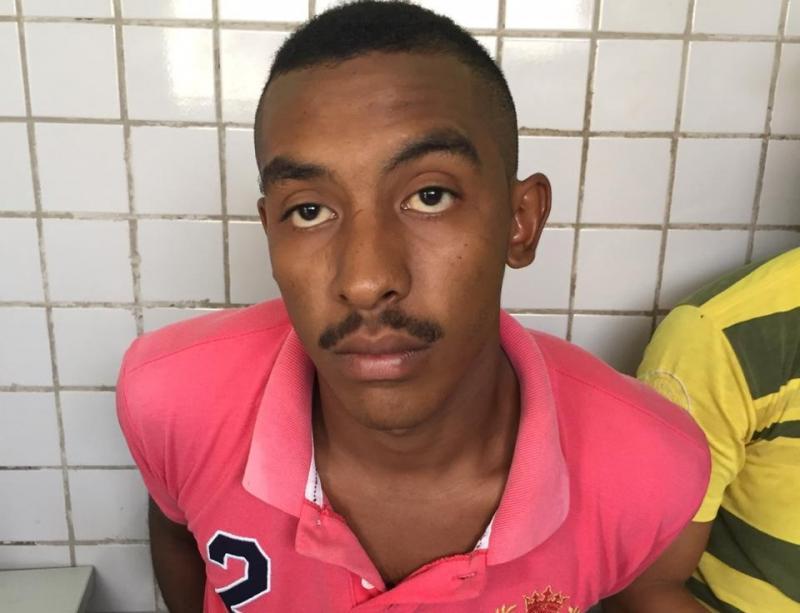Preso acusado de degolar mulher na frente do filho