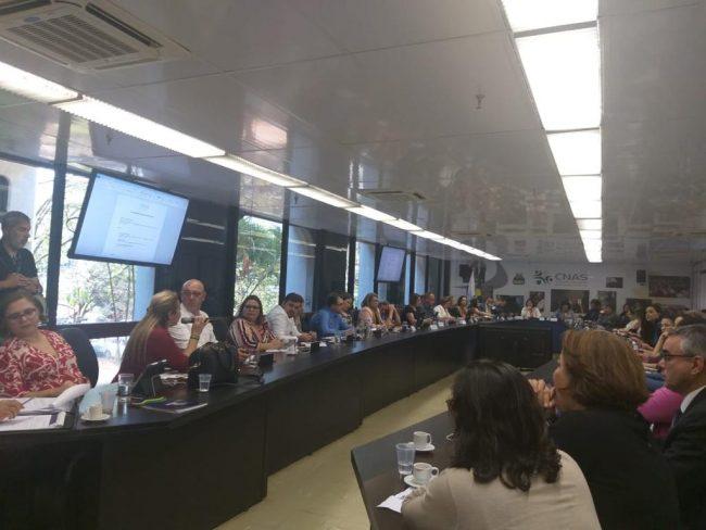 Porto | Secretária Lourdes Sousa participa de reunião do CONGEMAS