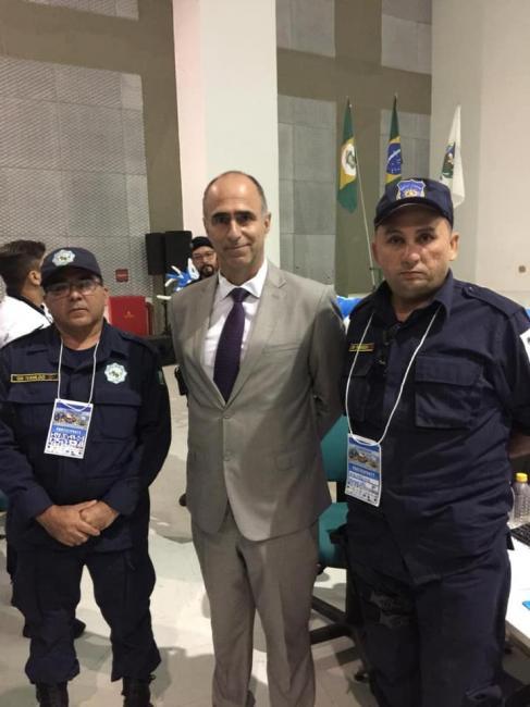 Comandante da guarda municipal é eleito representante do Piauí no Enneguam