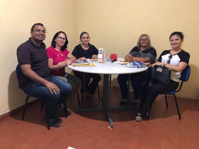 Atenção psicossocial: equipe se reúne para traçar estratégias