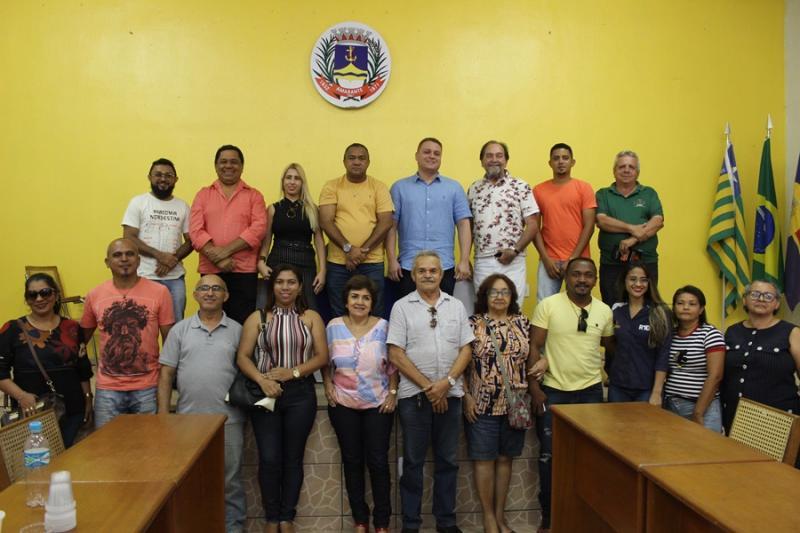 Encontro reúne municípios inseridos no Mapa do Turismo