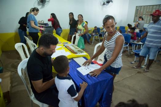 Todos por Timon leva mais cidadania ao bairro Mutirão e ao Povoado Vertente