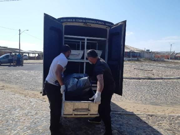 Turista morre afogada na praia Pedra do Sal em Parnaíba