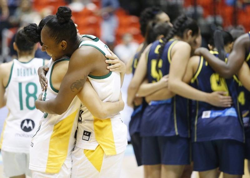 Brasil vence Colômbia na estreia da Copa América Feminina de Basquete