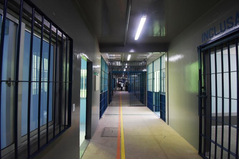 Maior penitenciária do Piauí é inaugurada