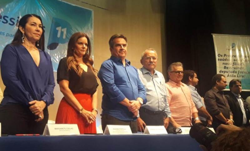 Progressistas promove filiação de Átila Lira e Átila Filho em Teresina