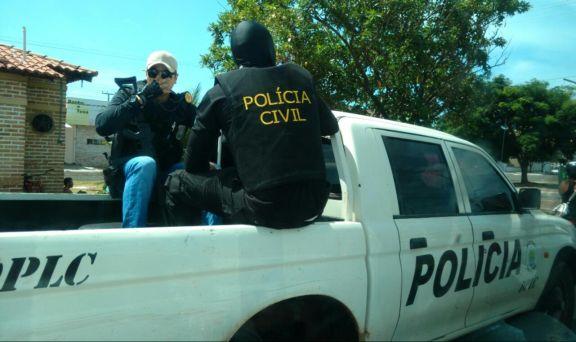 Neto de desembargadora é preso com droga que seria vendida em réveillon no Piauí