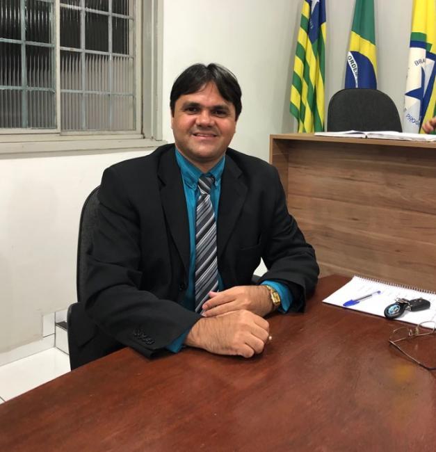 Vereador Alenildo Melo solicita medidas efetivas para a segurança pública