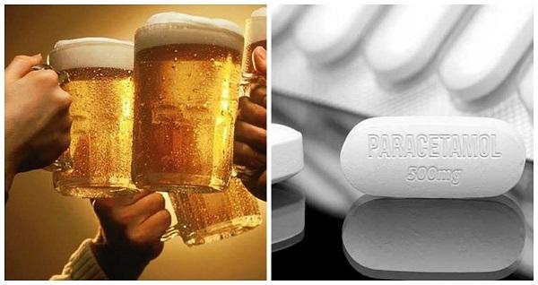 Cerveja pode ser mais eficaz que paracetamol no alívio da dor