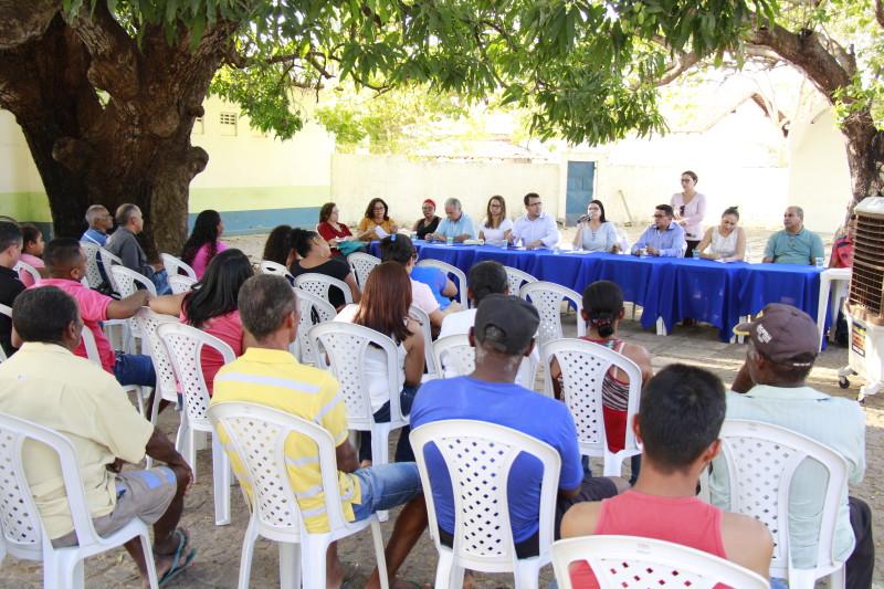 Vereadores realizam audiência pública itinerante na zona rural de Teresina