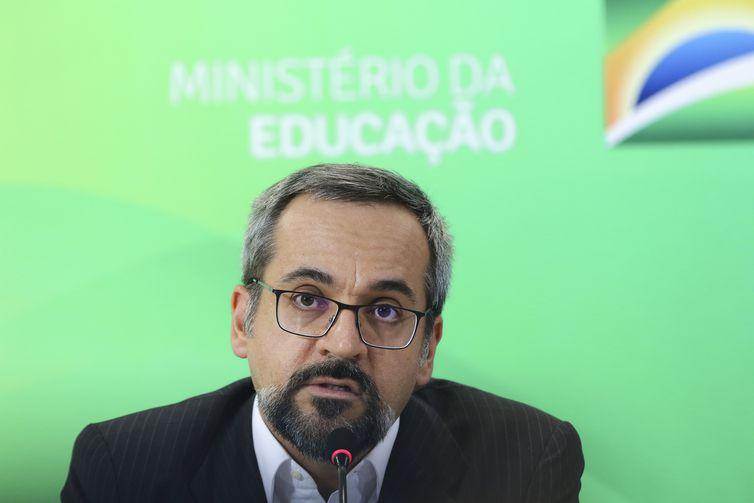 Abraham Weintraub - Foto: Arquivo/Fabio Rodrigues Pozzebom/Agência Brasil