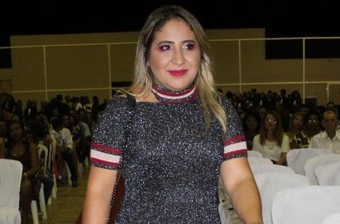 Prima de Rejane Dias é um dos alvos da Operação Satélite