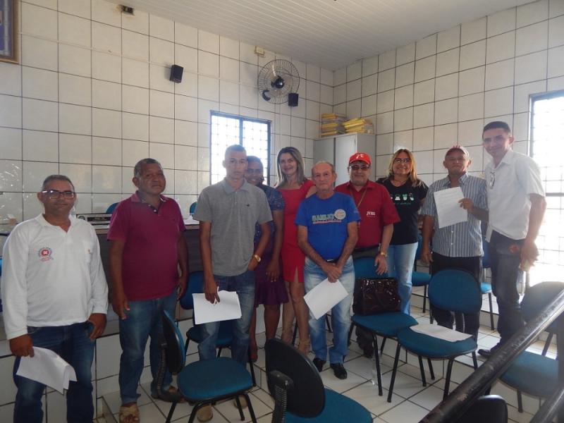 Agricolândia sediou reunião do BNB com o comitês Entre Rios