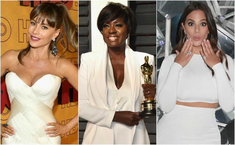 Inspire-se nos looks brancos das famosas para brilhar no réveillon