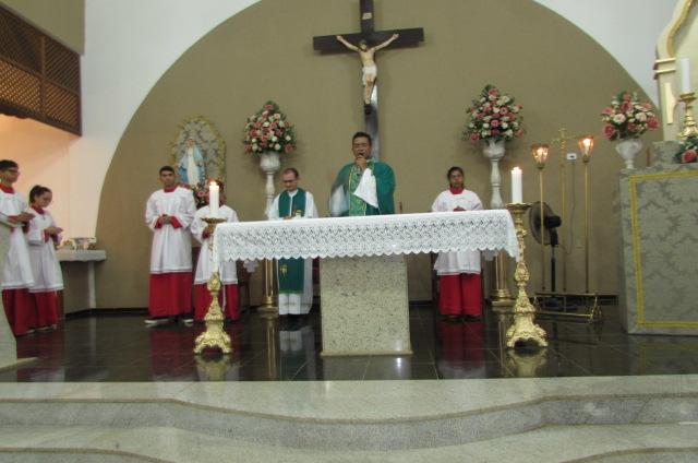 Começou os Festejo de São Francisco de Assis em Picos